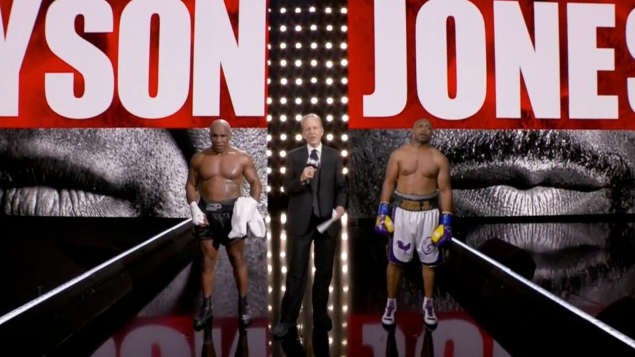 Tyson vs. Jones Jr. was a 'circus' but went as expected