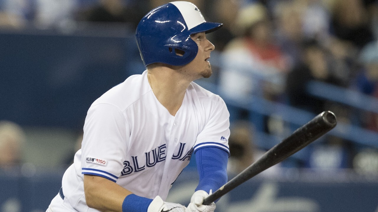 McGuire shows signs of encouraging opening for Blue Jays