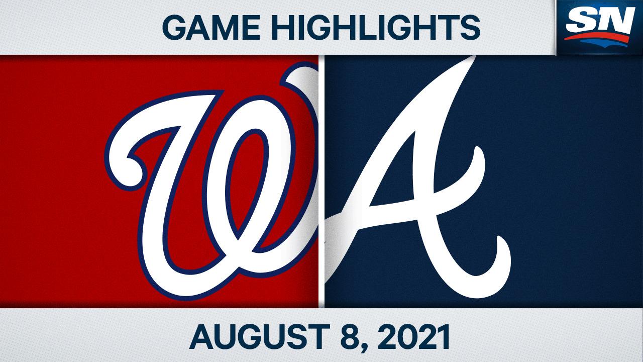 Highlights: Braves 5, Nationals 4