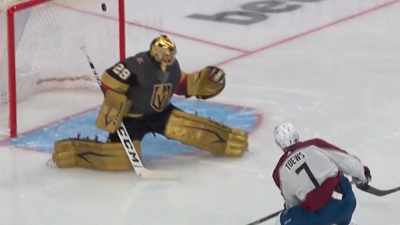 Toews opens scoring for Avalanche within 30 seconds of Game 6