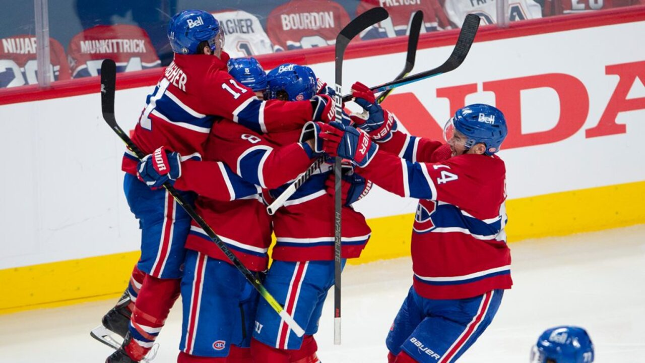 Canadiens' composure showed in Game 3 win over Golden Knights