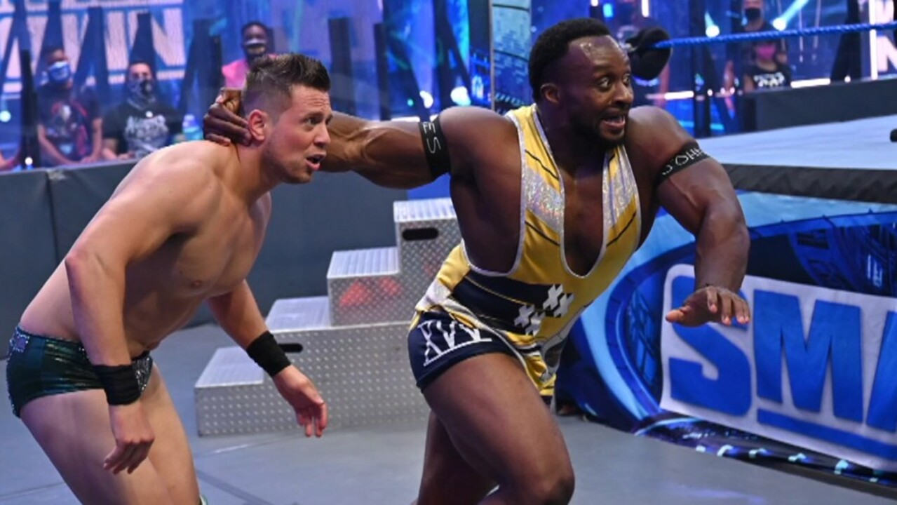 Big E becoming a submission machine? | Aftermath