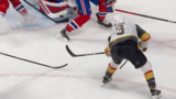 Brayden McNabb brings Golden Knights level with goal on Carey Price