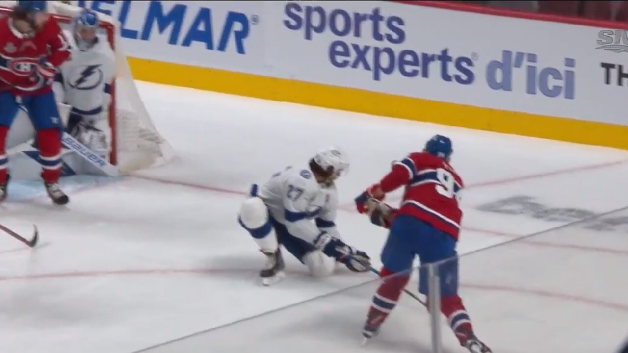Perry scores from an impossible angle
