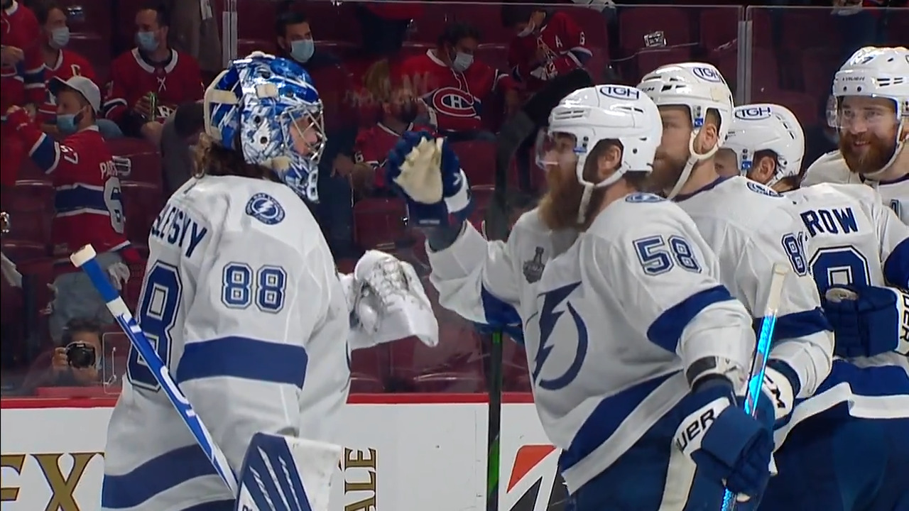 Important info: Lightning to a win from consecutive Stanley Cups
