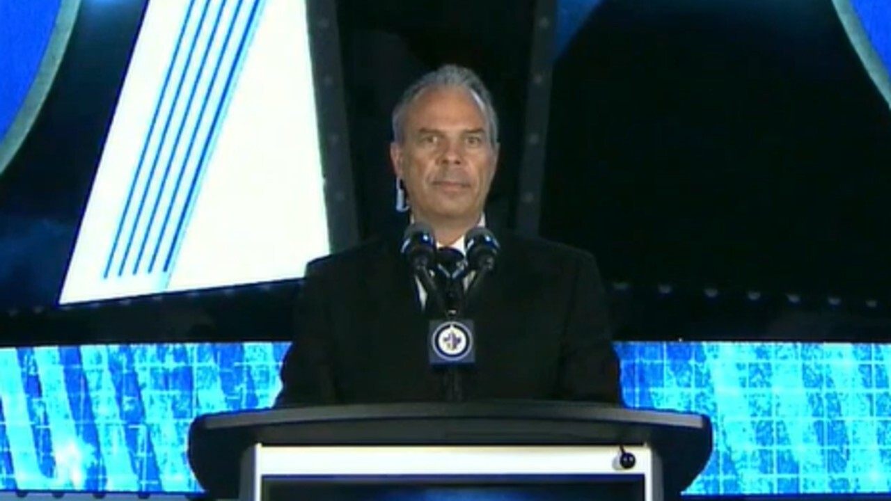 Jets select Chaz Lucius with 18th overall pick in NHL Draft