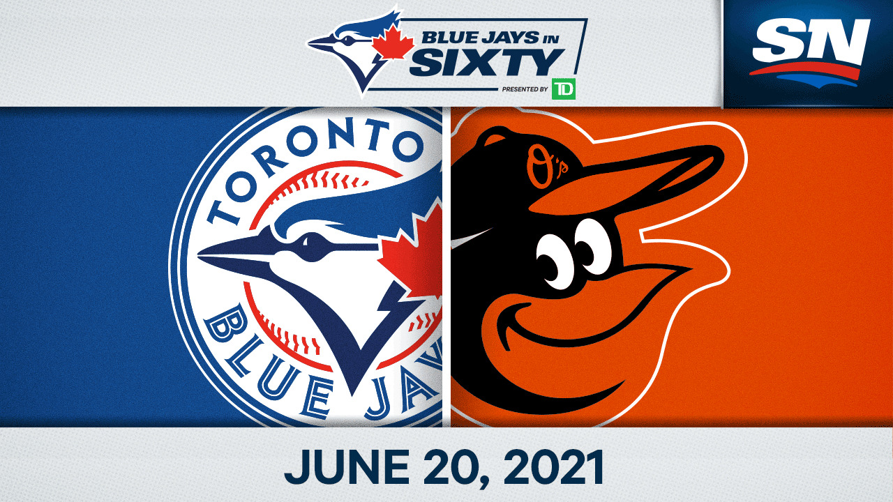 McGuire has a four-hit game as the Blue Jays beat the Orioles
