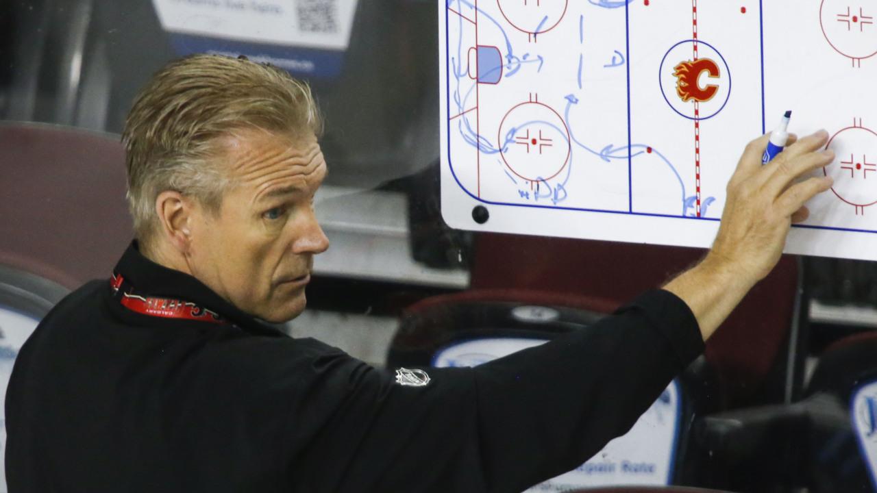 Burke thinks it's great, 'not surprised' Geoff Ward named Flames' head coach - Sportsnet.ca