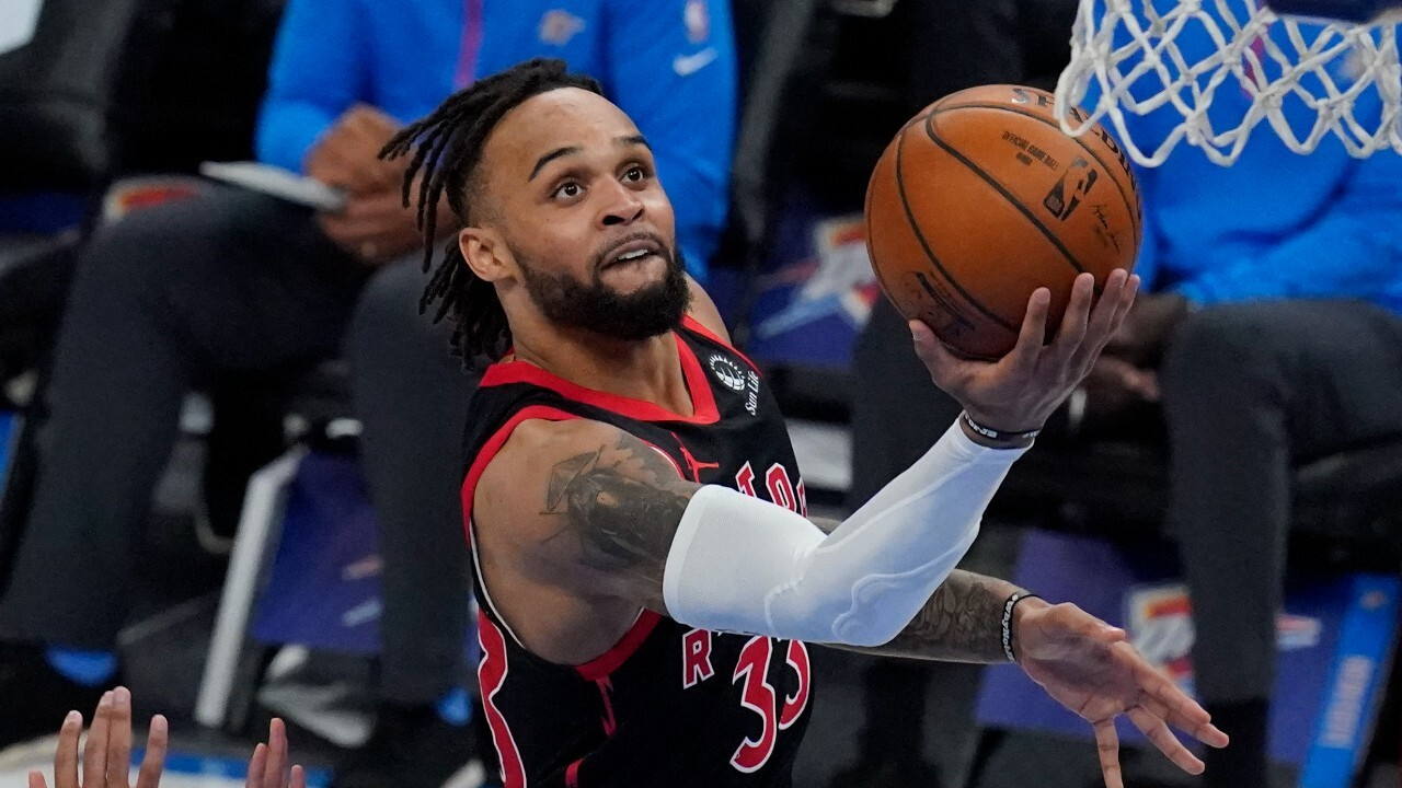 Trent Jr. happy to be back with the Raptors after 'full circle' experience