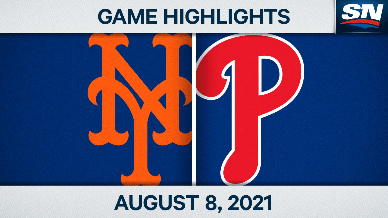 Highlights: Phillies 3, Mets 0