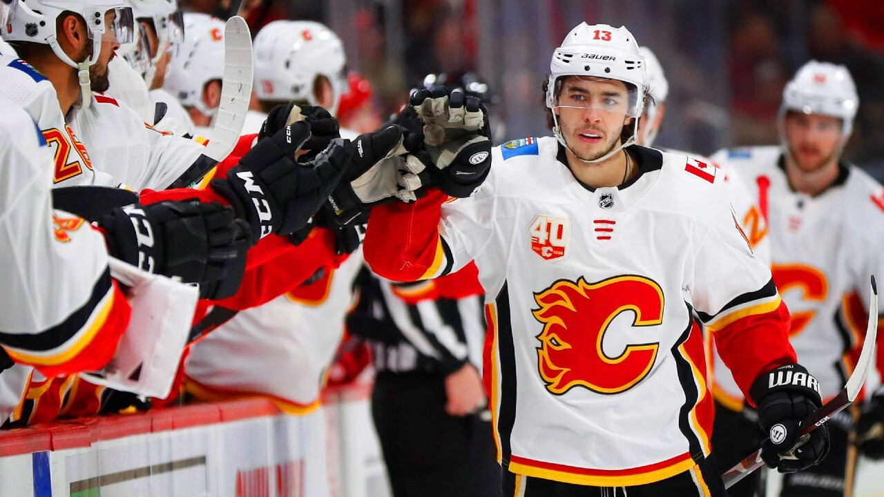 Are Johnny Gaudreau's Days In Calgary Numbered? - Sportsnet.ca