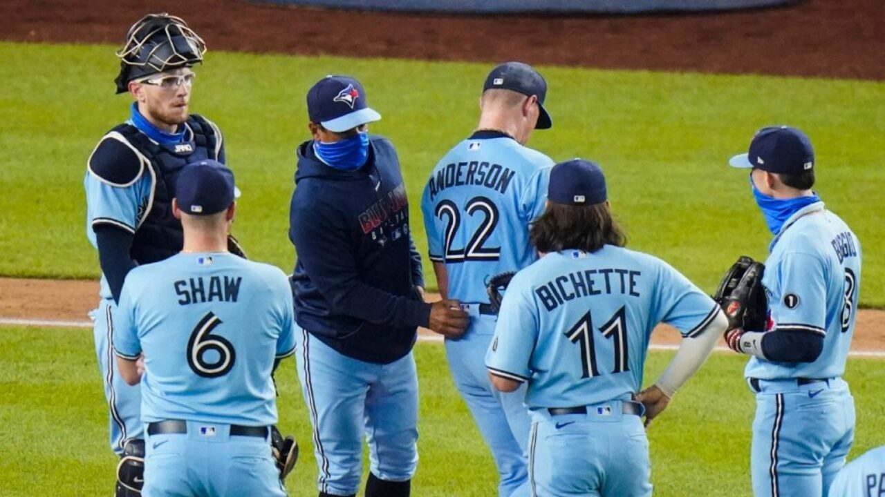 Blue Jays taking things one day at a time as postseason approaches