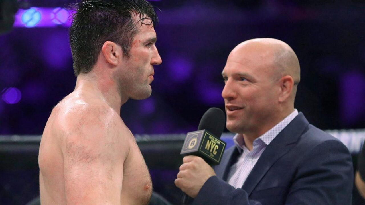 Chael Sonnen on what makes a great UFC trash talker