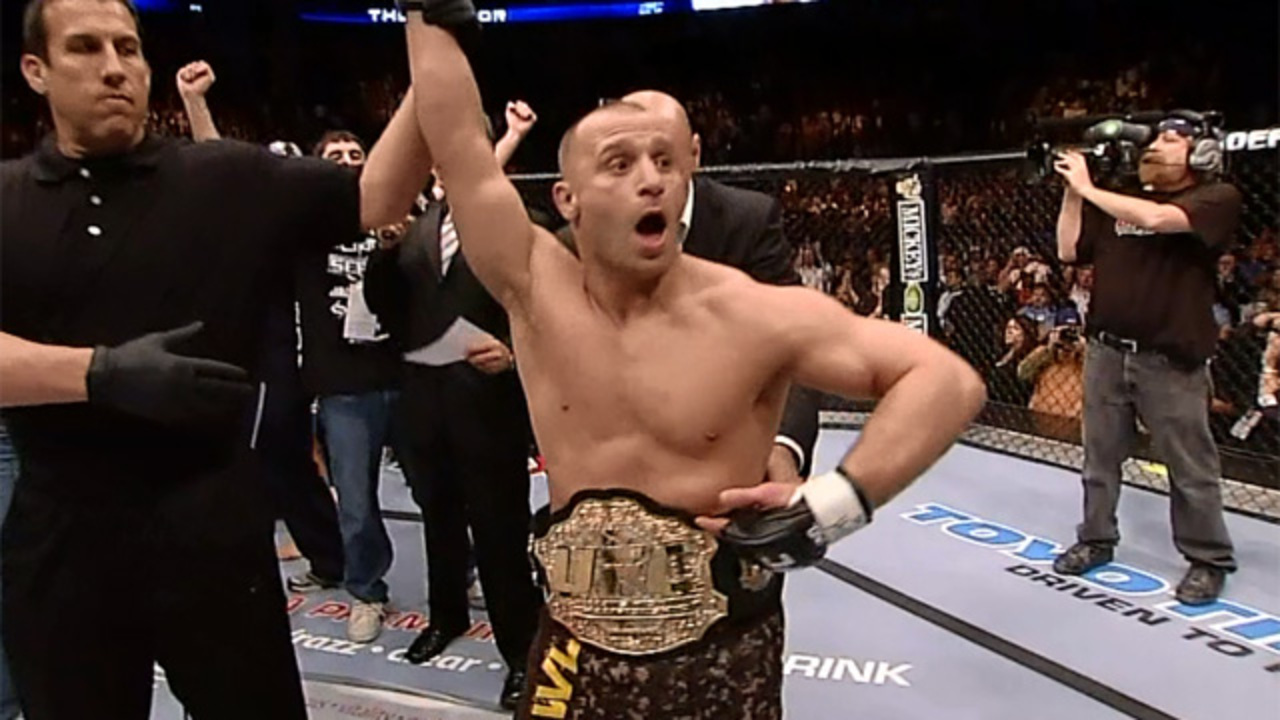 UFC Hall-of-Famer Matt Serra on fighters being unfazed by empty arenas