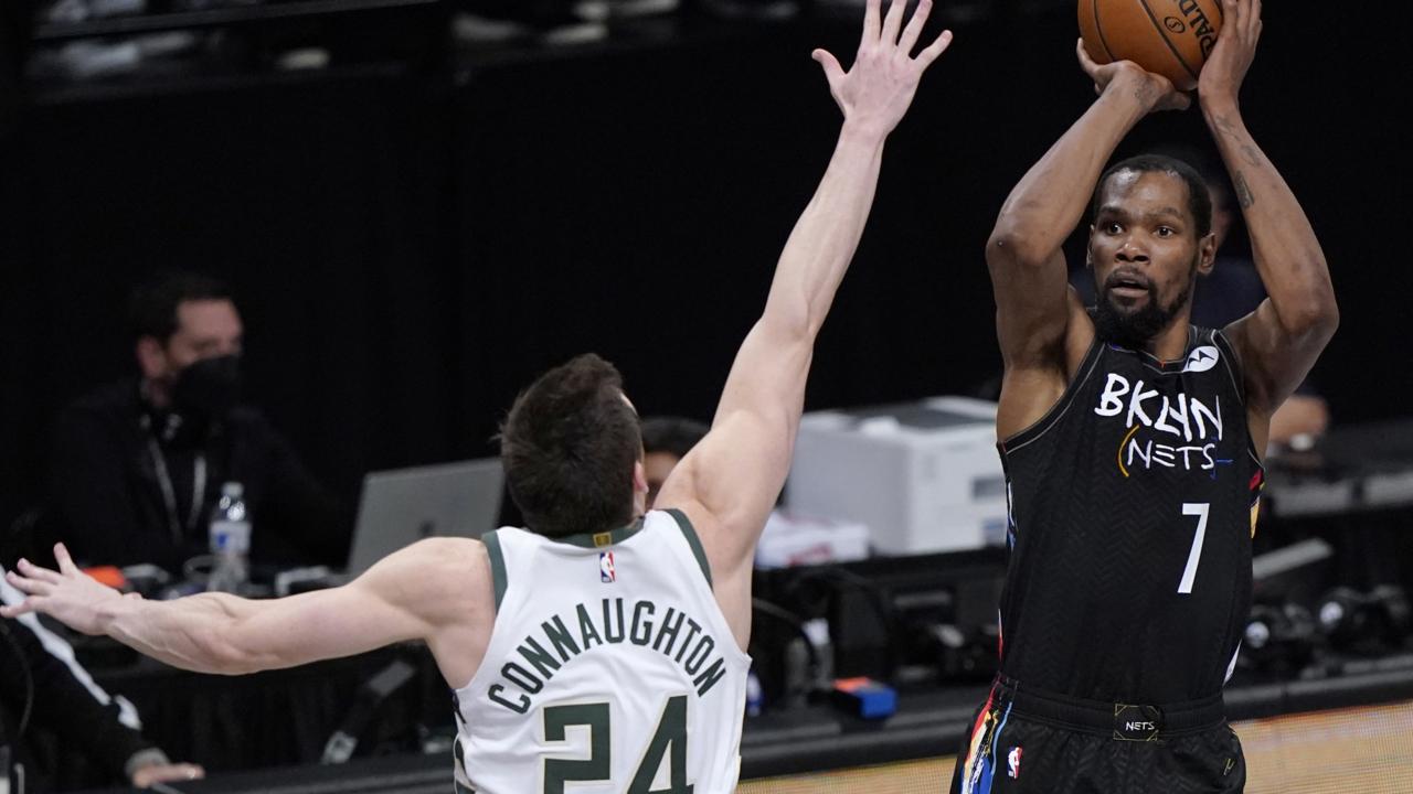 Durant's heroism makes Nets vs. Bucks the NBA series must-have