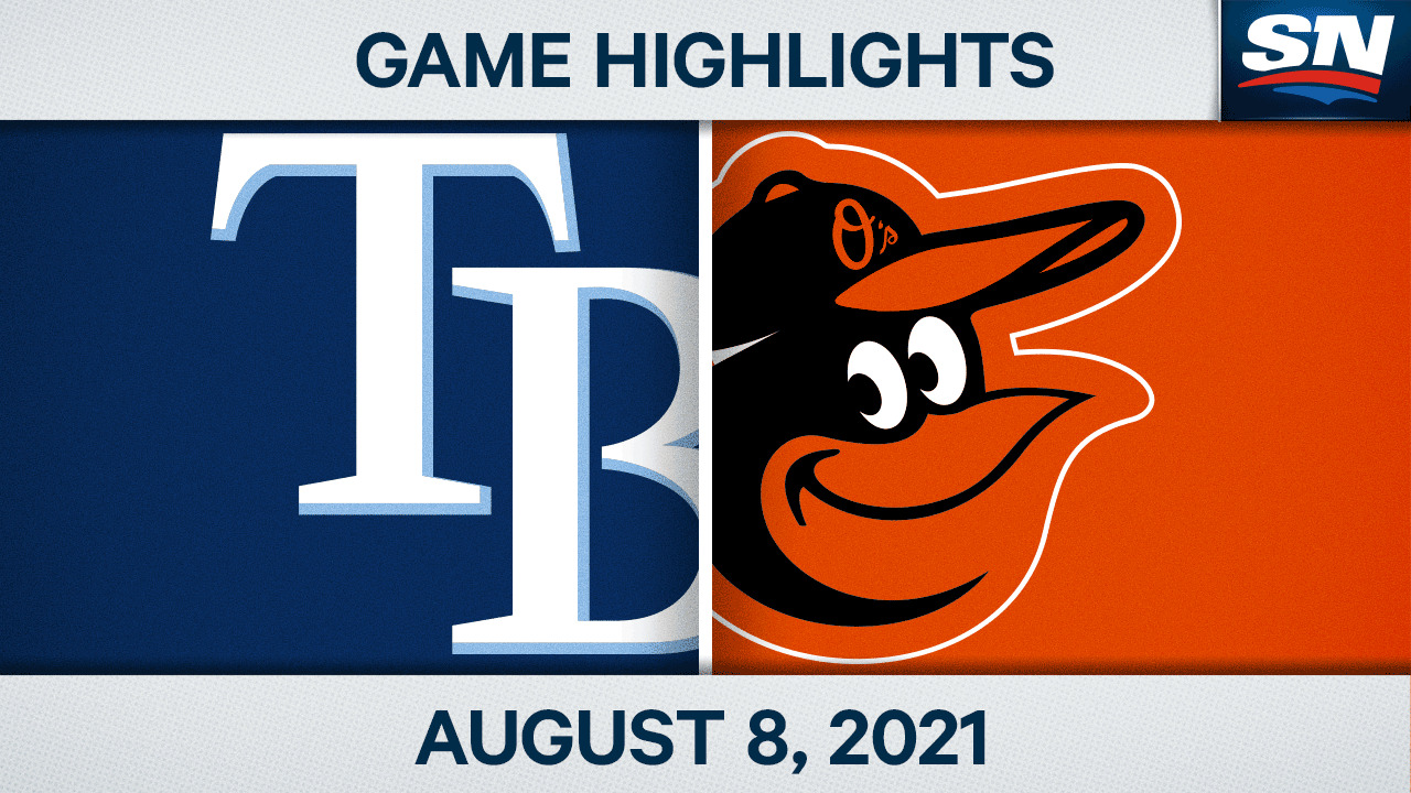 Highlights: Rays 9, Orioles 6
