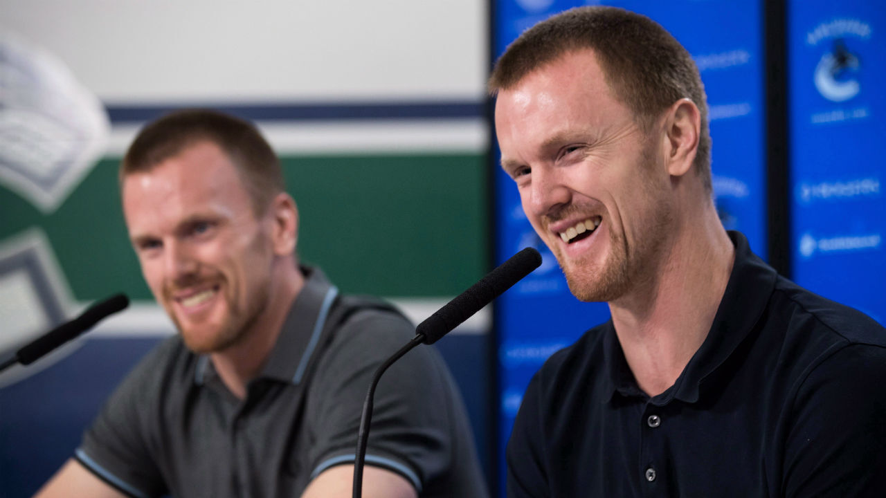 Canucks needed to find positions for Sedins to have an impact and learn
