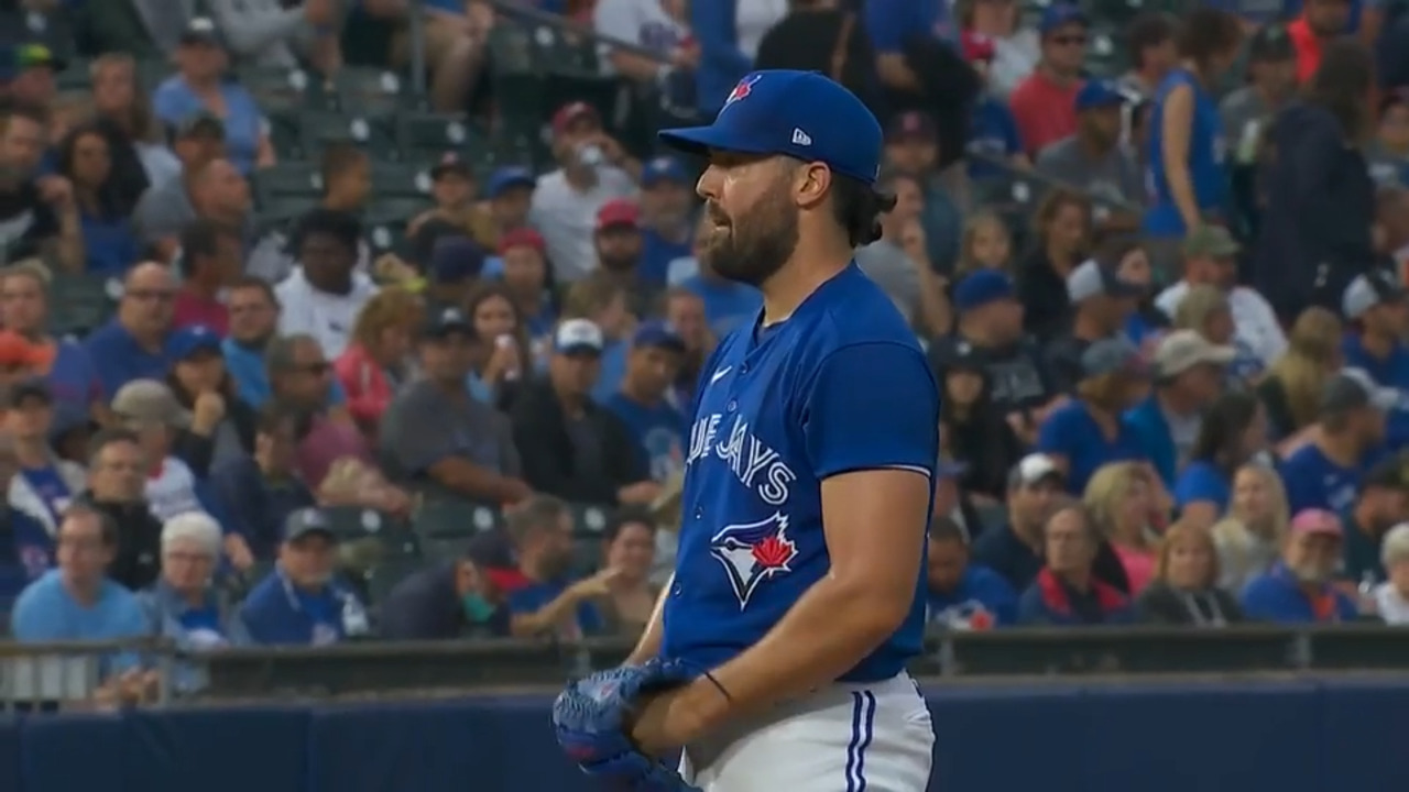 Ray puts together another standout performance for the Blue Jays