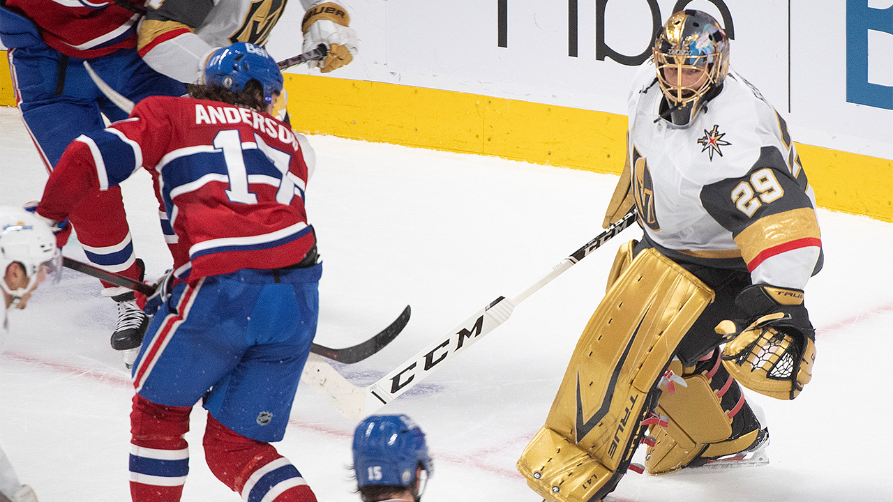 How Suzuki and Anderson set the tone for the Canadiens in Game 3