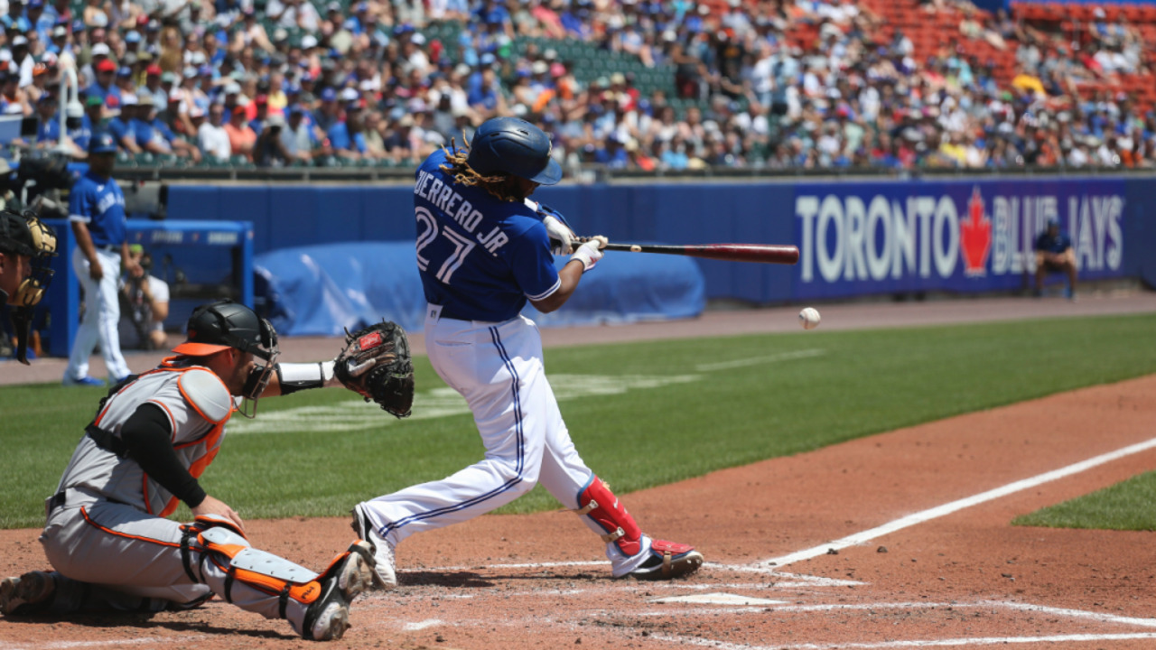 Weak open once again hurts Blue Jays in loss to Orioles