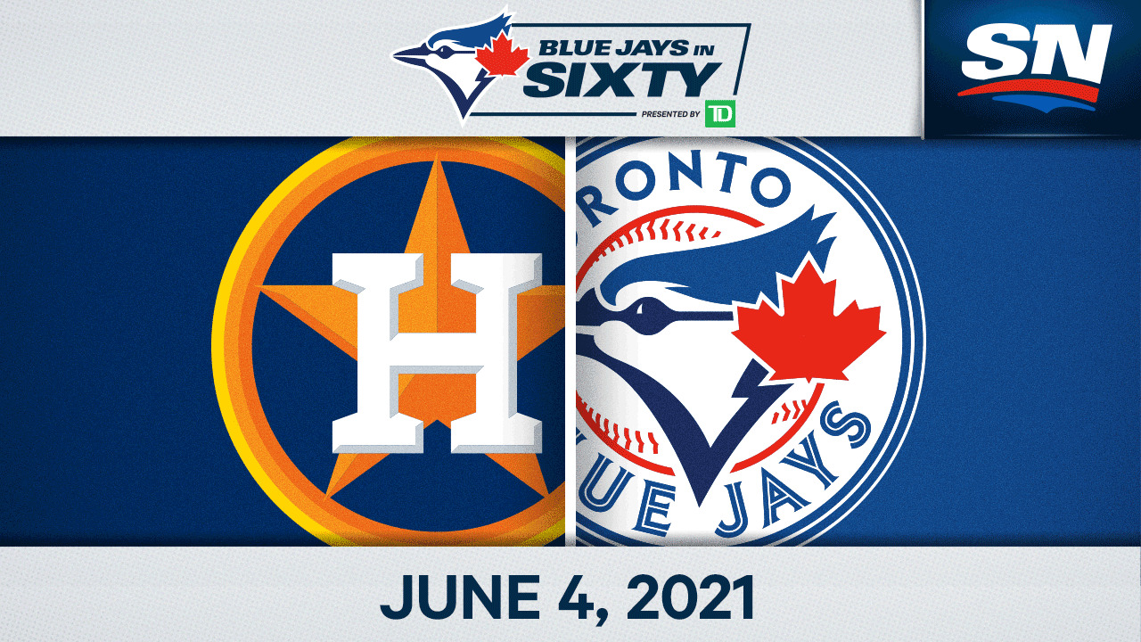 Astros beat Blue Jays after reaching Ryu in sixth inning