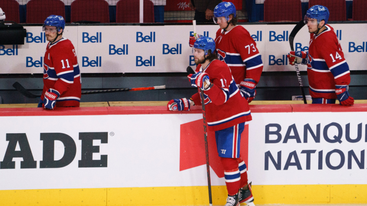 Anderson says the Canadiens are trying to stay positive before Game 4