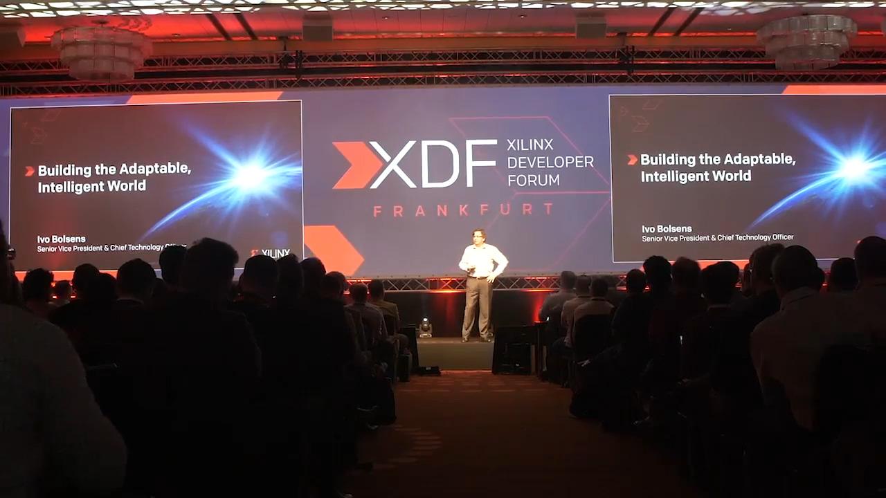 Xilinx Developer Forum 2018 - San Jose