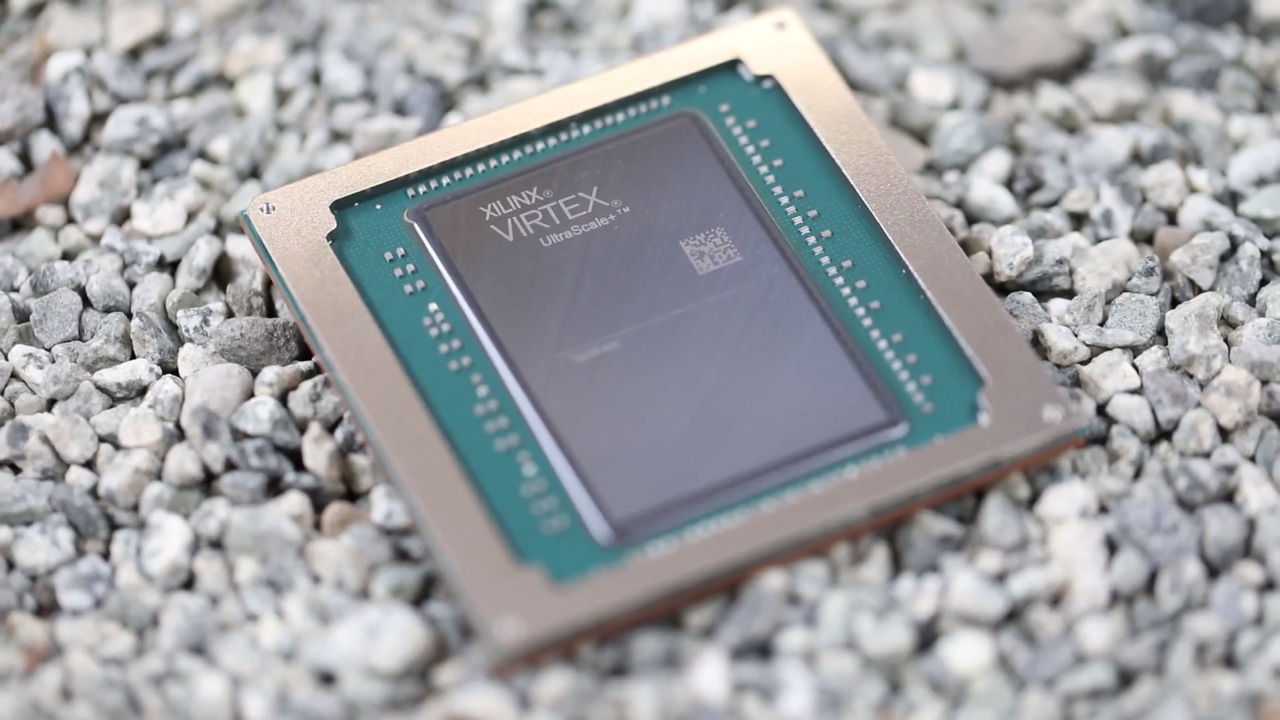 Virtex UltraScale+ VU19P