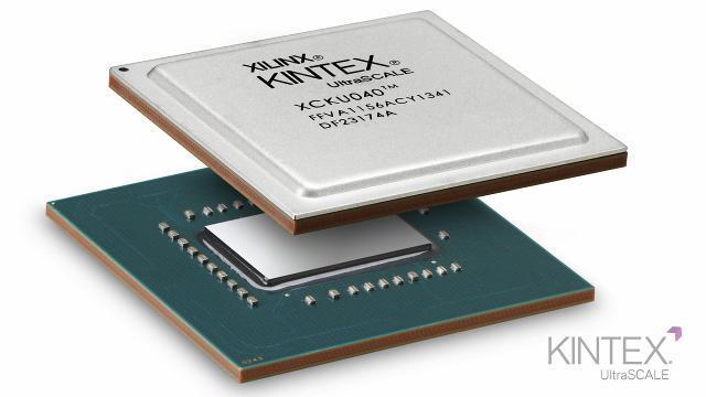 Kintex Ultrascale Fpgas