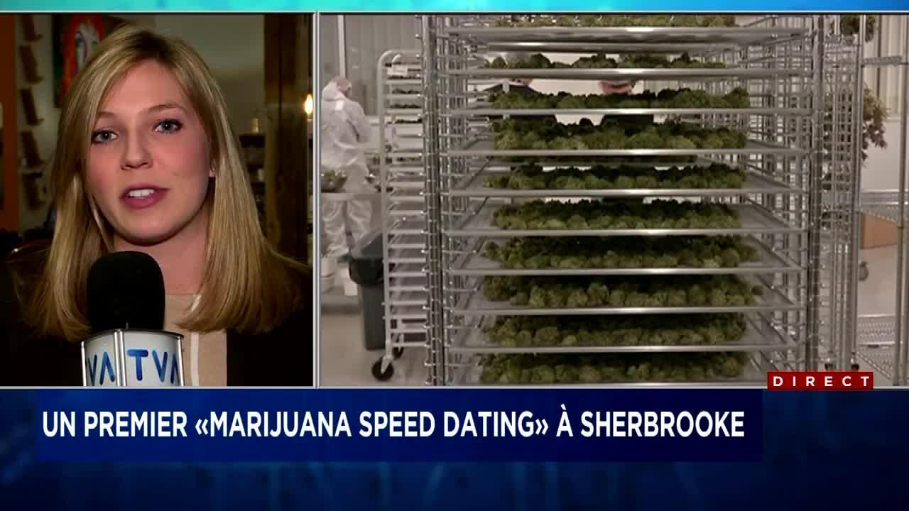 marihuana speed dating