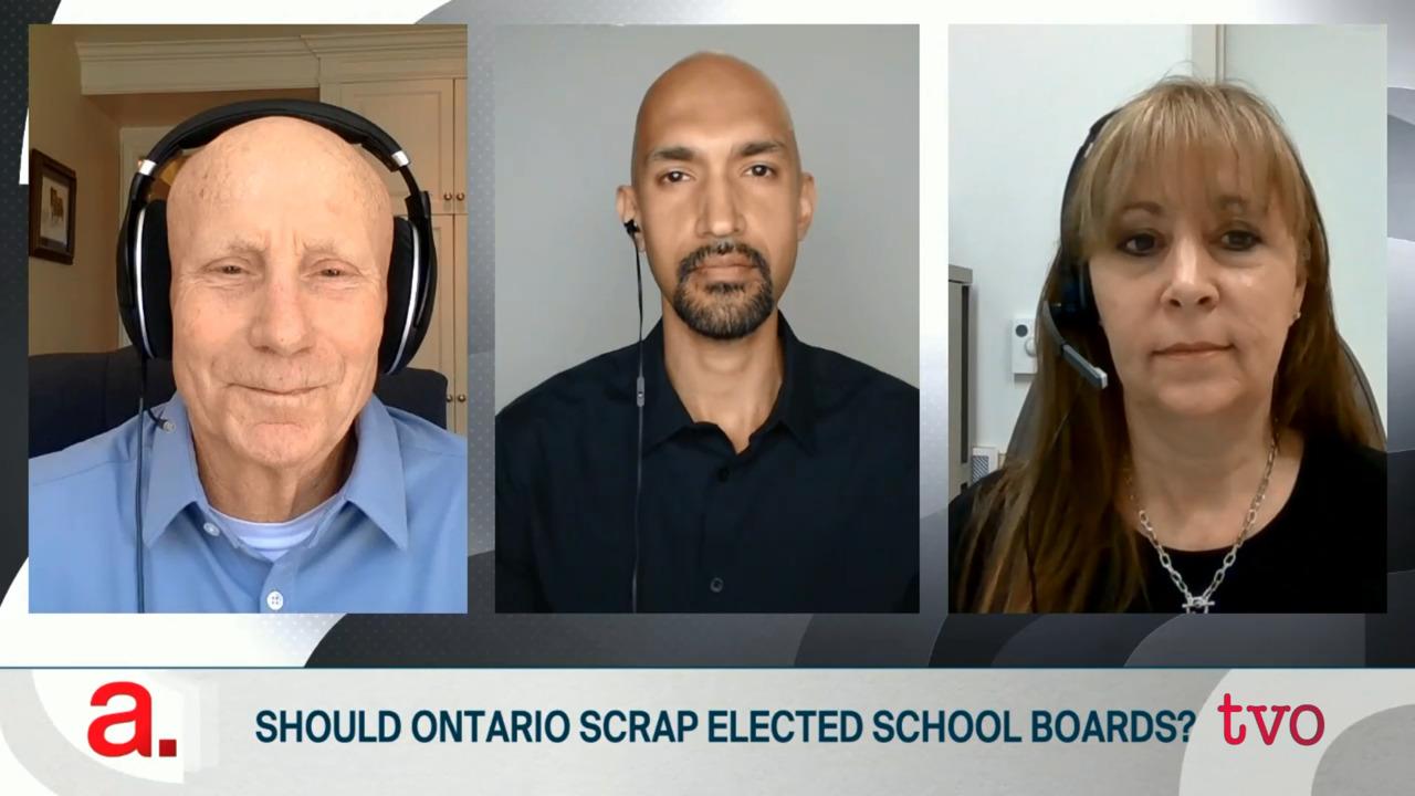 Should Ontario Scrap Elected School Boards?