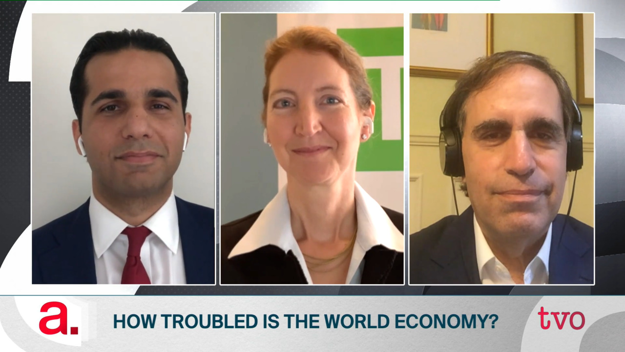 Our Wobbly World Economy