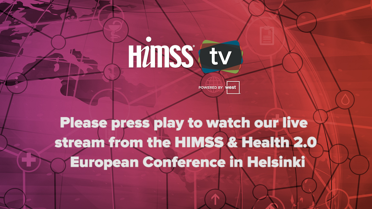 Live from the HIMSS & Health 2 0 European Conference 2019