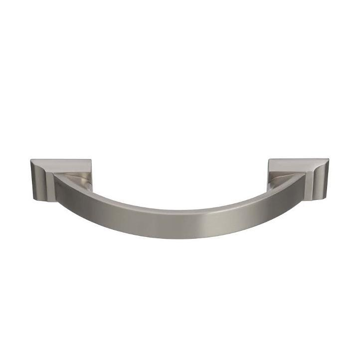 Candler 6 3//10 Center Arch Pull Finish Antique Silver