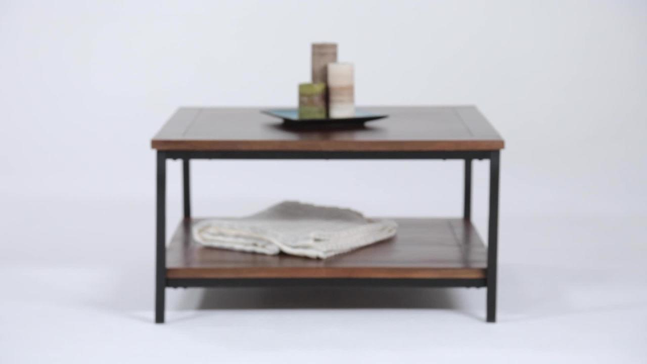 Simpli Home Skyler 54 In Dark Cognac Brown Standard Rectangle Wood Console Table With Storage 3axcsky 04 The Home Depot
