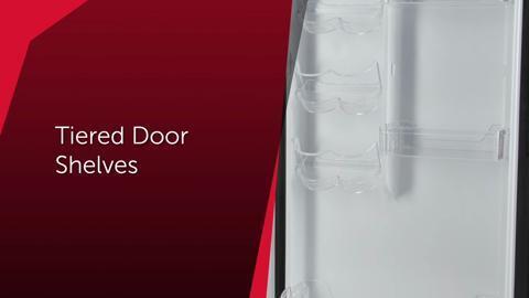 HMBR440SE Compact Refrigerator