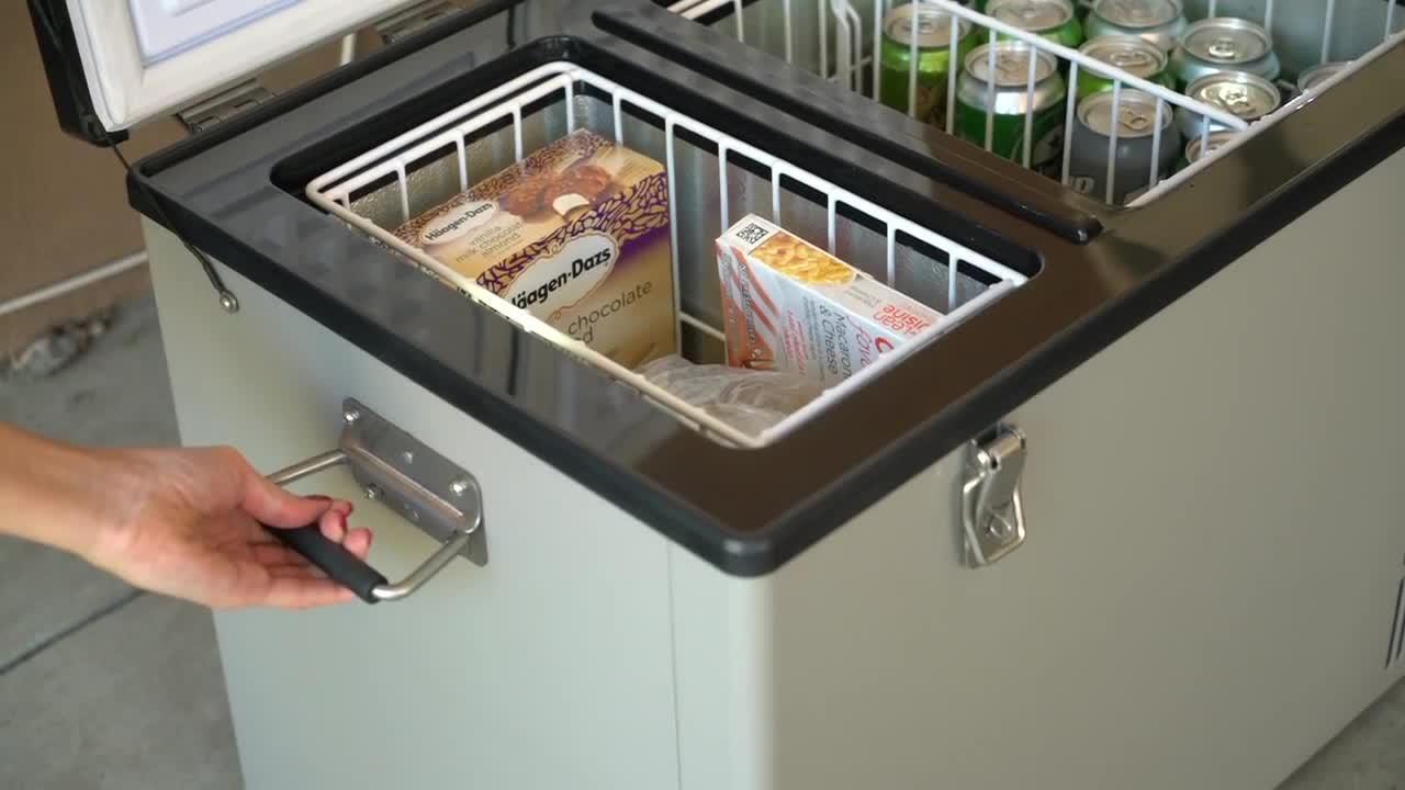 Whynter Portable Fridge Freezer