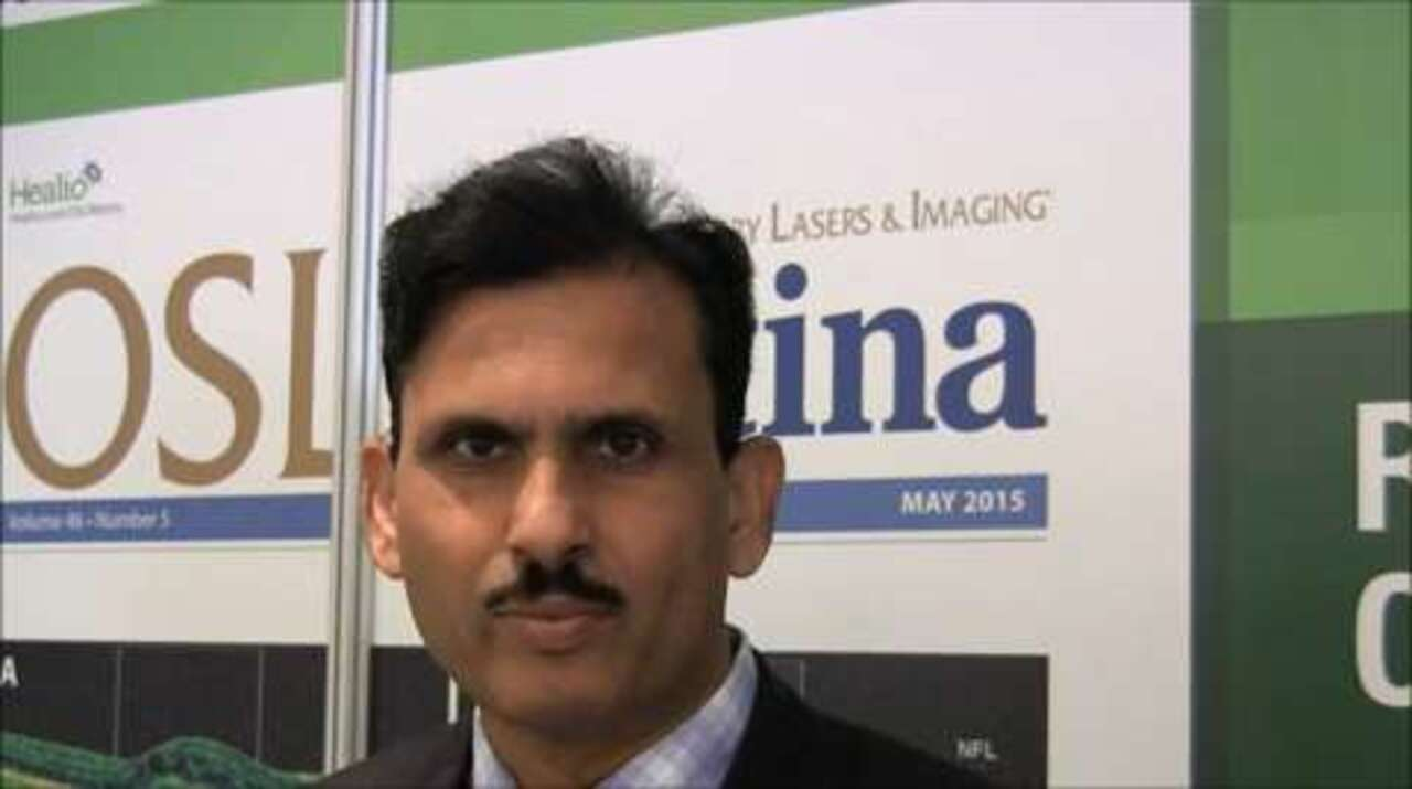 VIDEO: Angio-OCT beneficial for diagnosis, management of retinal diseases