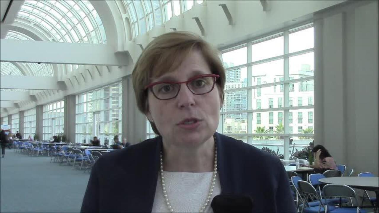 VIDEO: Spondyloarthropathies may increase likelihood of DVT, PE