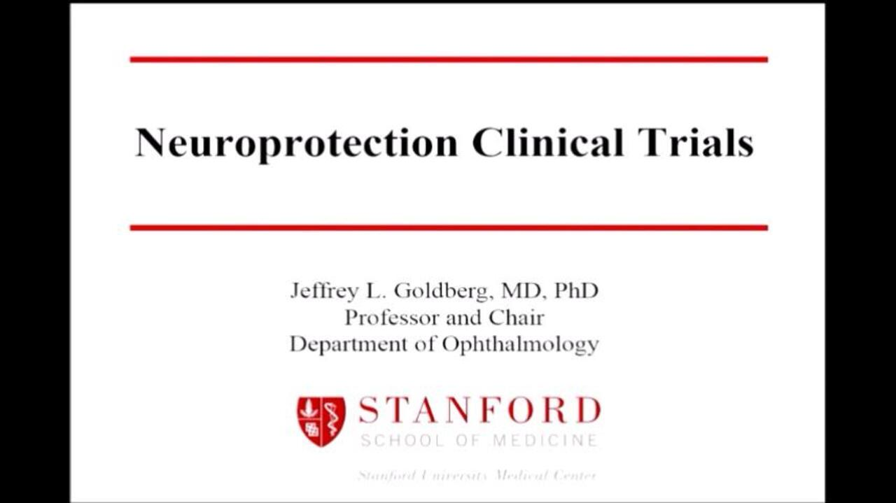 VIDEO: Neuroprotection in clinical trials