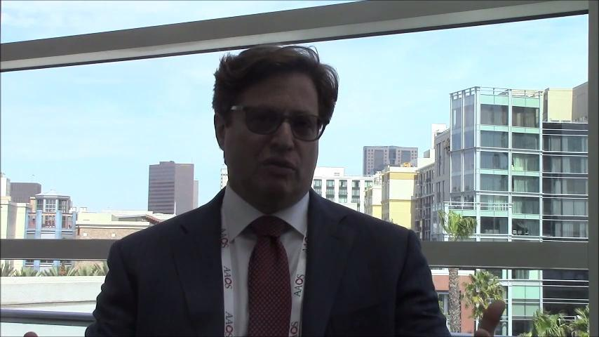VIDEO: Lonner speaks to 20-year evolution of adolescent idiopathic spine surgery