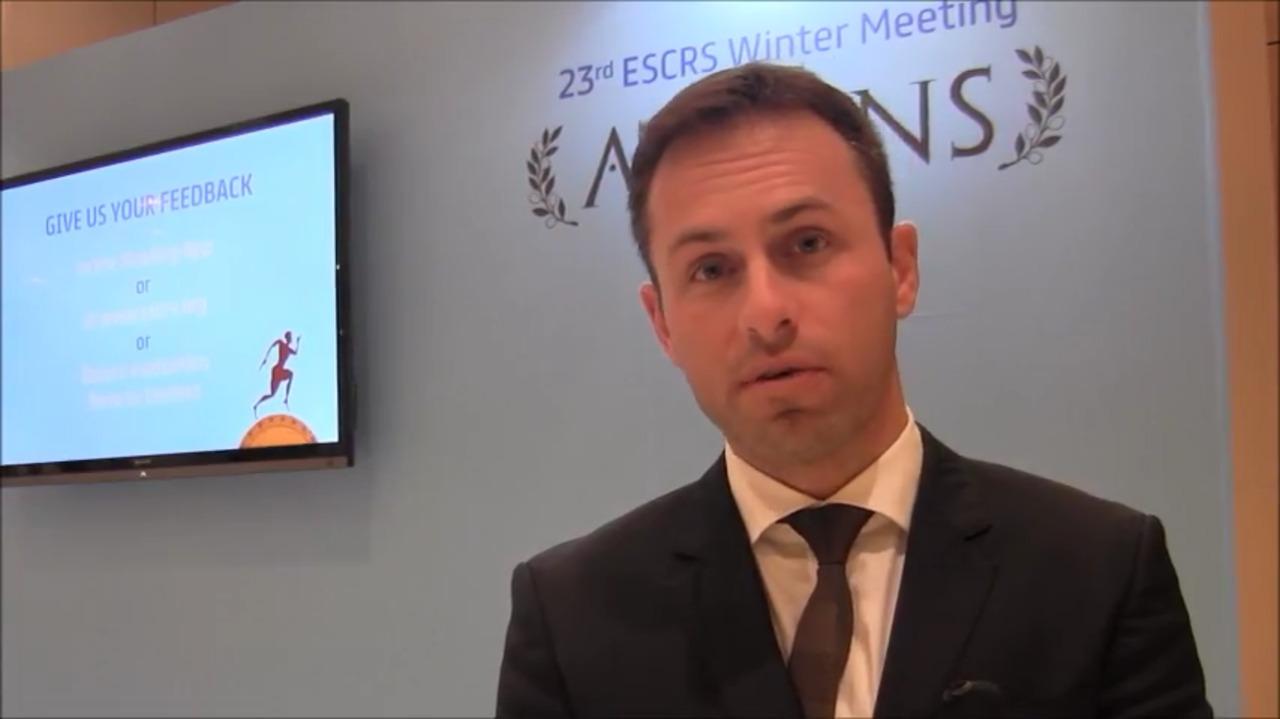 VIDEO: A case of estrogen regulator destabilizing keratoconus