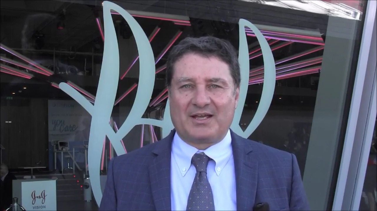 VIDEO: Synergy IOL provides wide, continuous range of vision