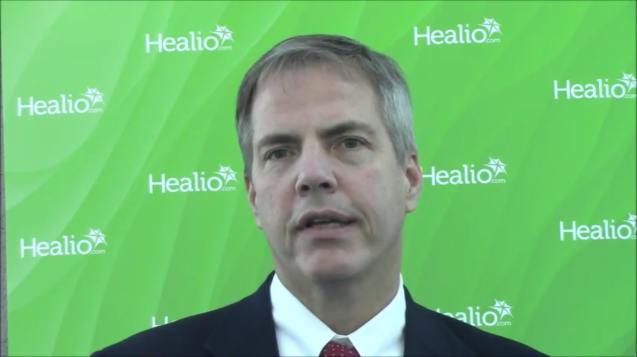 VIDEO: Trials explore optimal treatments, resistance in chronic lymphocytic leukemia