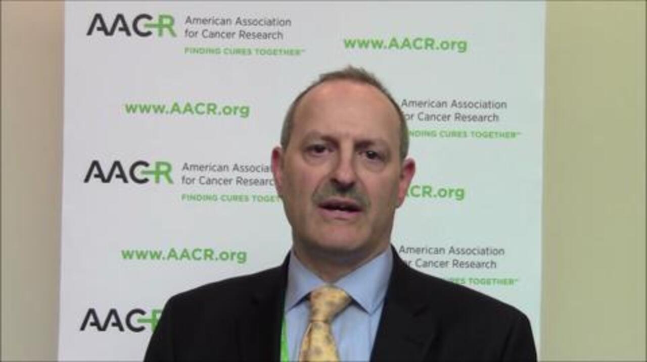 VIDEO: Liquid biopsy technology a 'major advance' but still requires validation