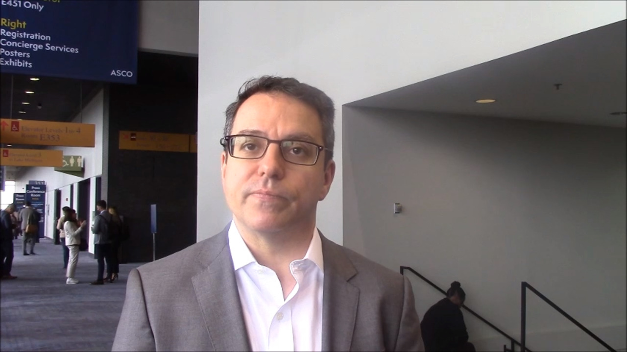 VIDEO: BRAF-MEK combination represents 'important new therapy' for melanoma