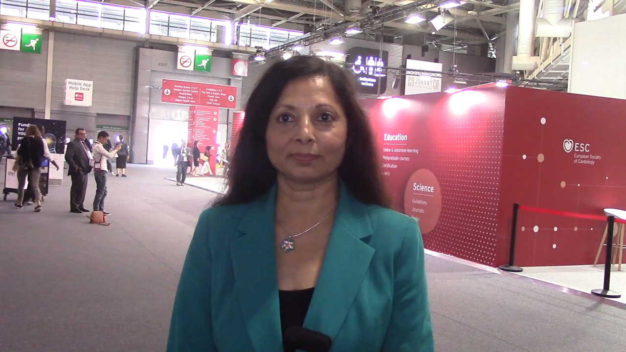 VIDEO: Top takeaways from ESC Congress with Dipti Itchhaporia, MD