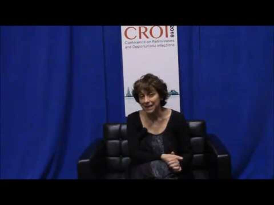 VIDEO: Option B+ discussed at CROI 2016