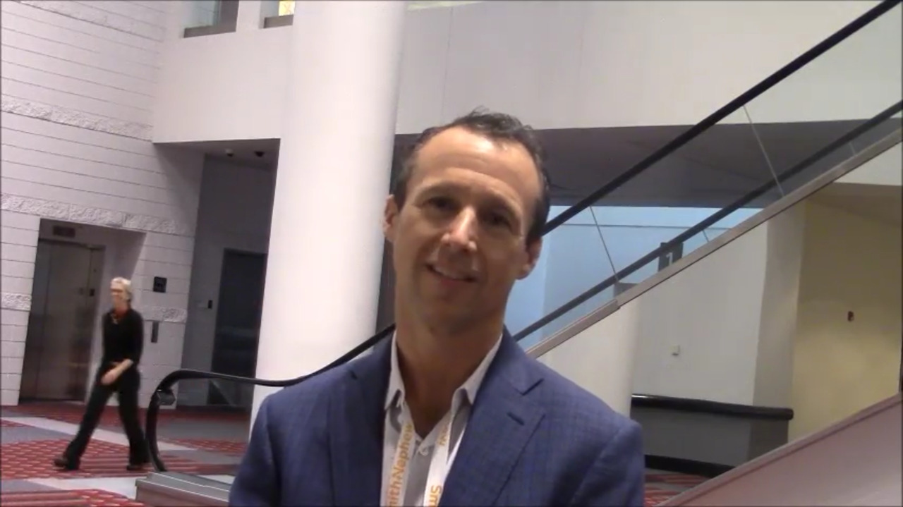 VIDEO: IV ibuprofen reduced opioid use in orthopedic trauma patients
