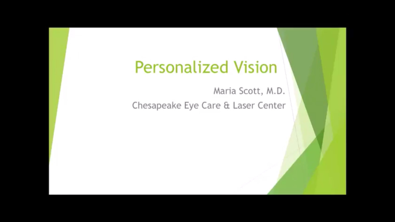 VIDEO: Presbyopia correction: How to choose between EDOF, MTF or mix-and-match IOLs